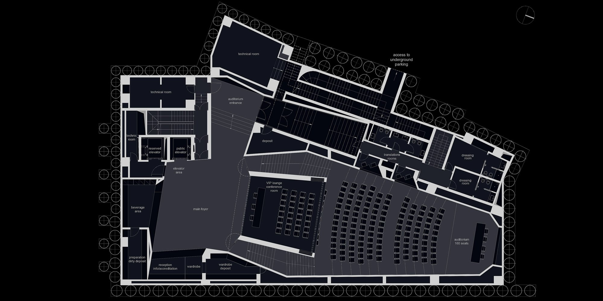 -2 floor plan © archiNOW!