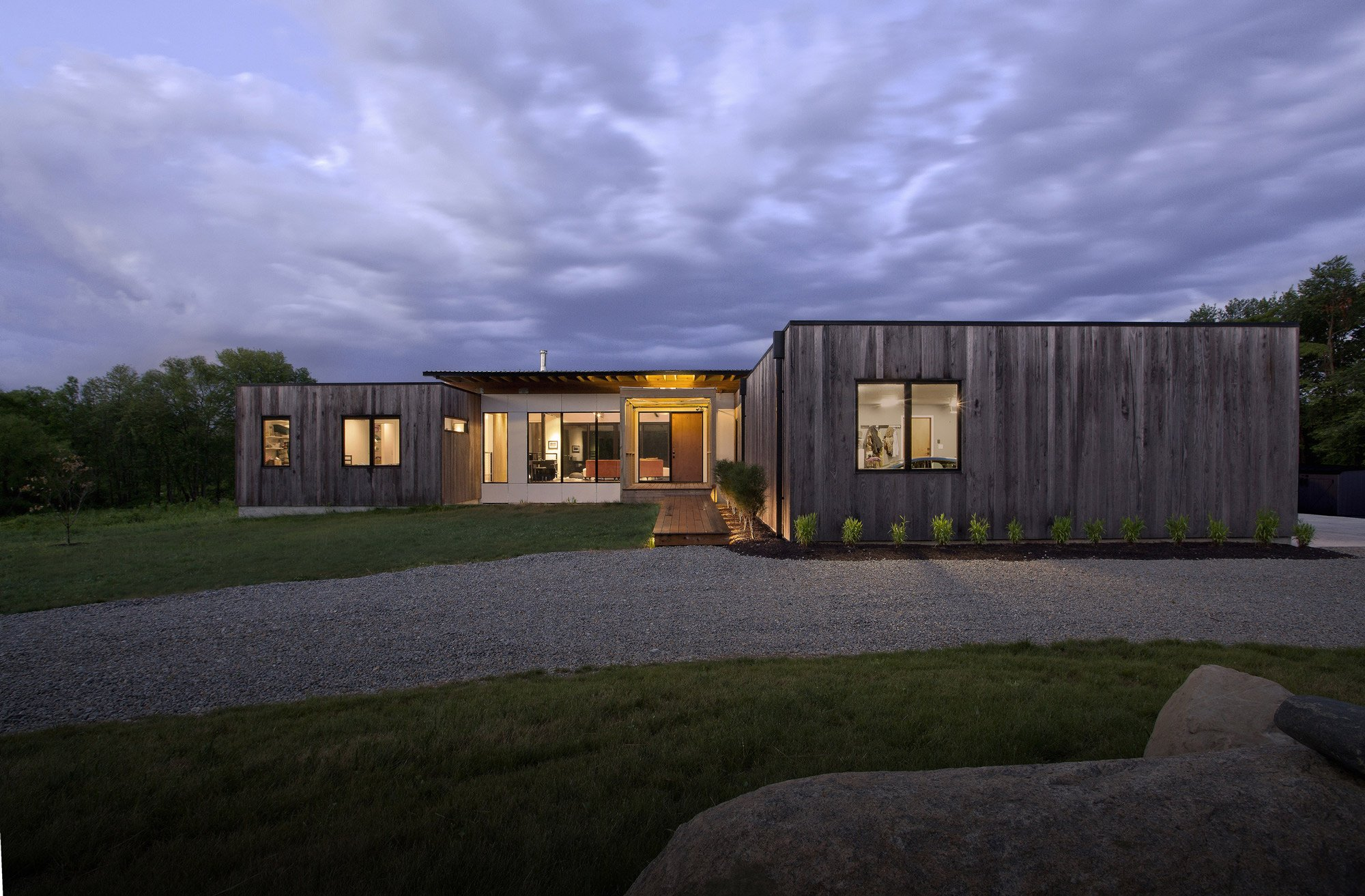 Copperwood house Courtesy HAUS
