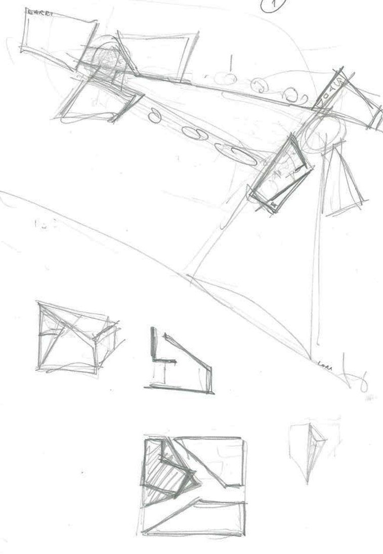 Study sketch © 3ndy Studio