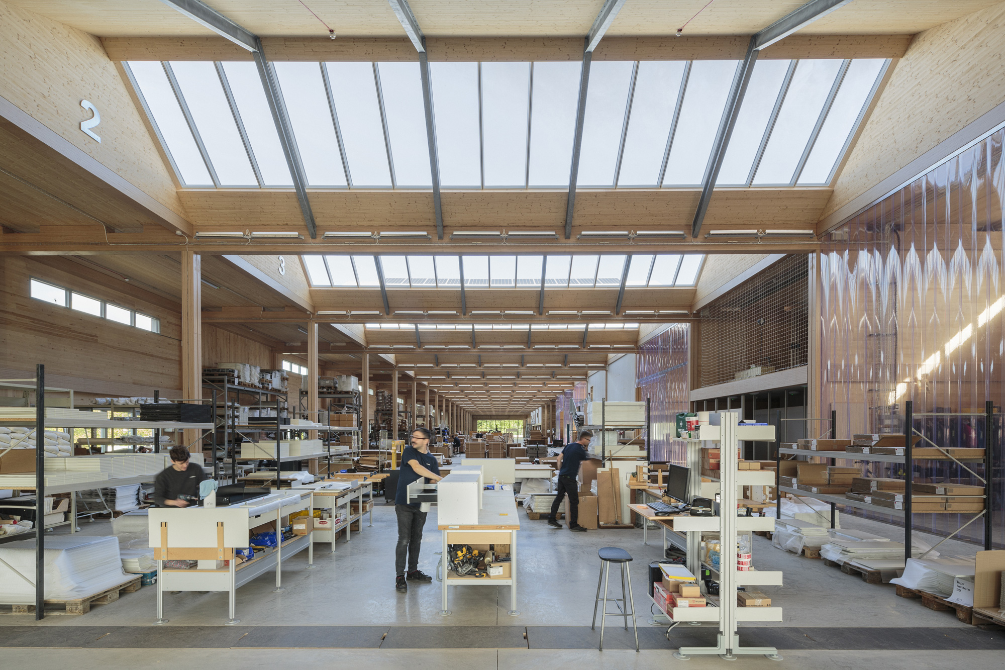 Waugh Thistleton Architects | Vitsœ | Martin Francis |