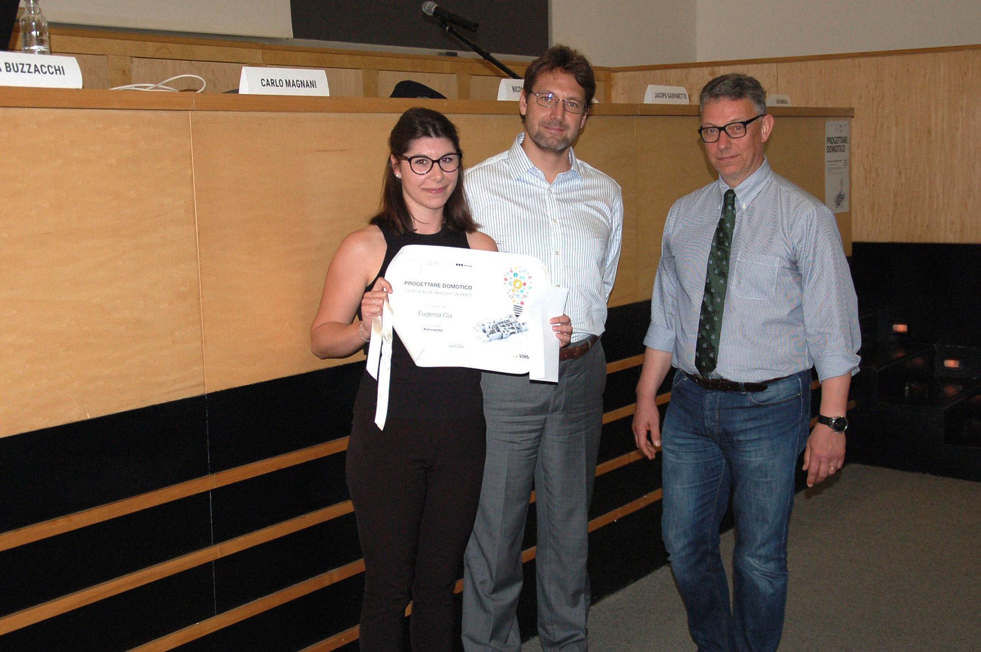 Premiazione progetto Assonanze
