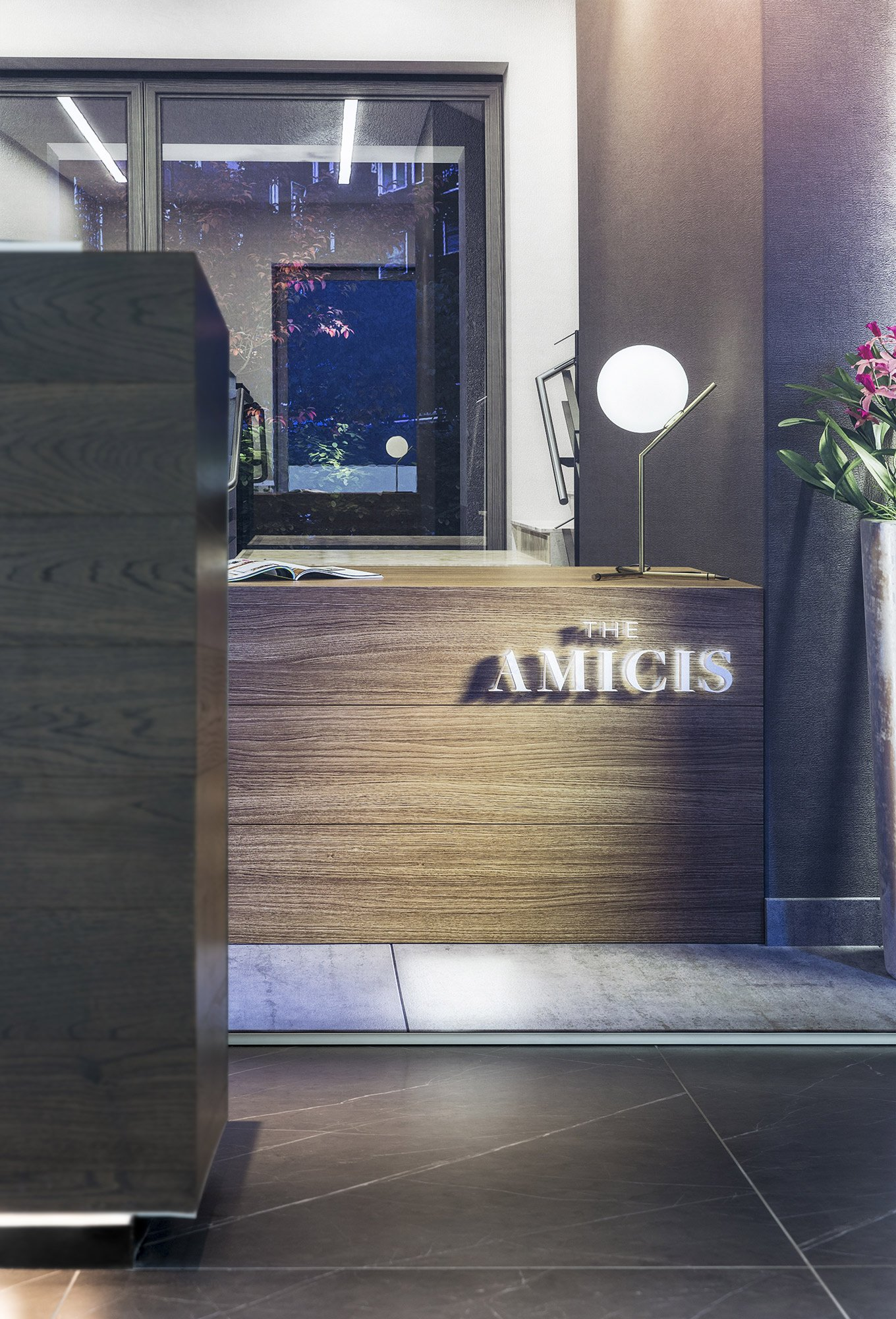The Amicis