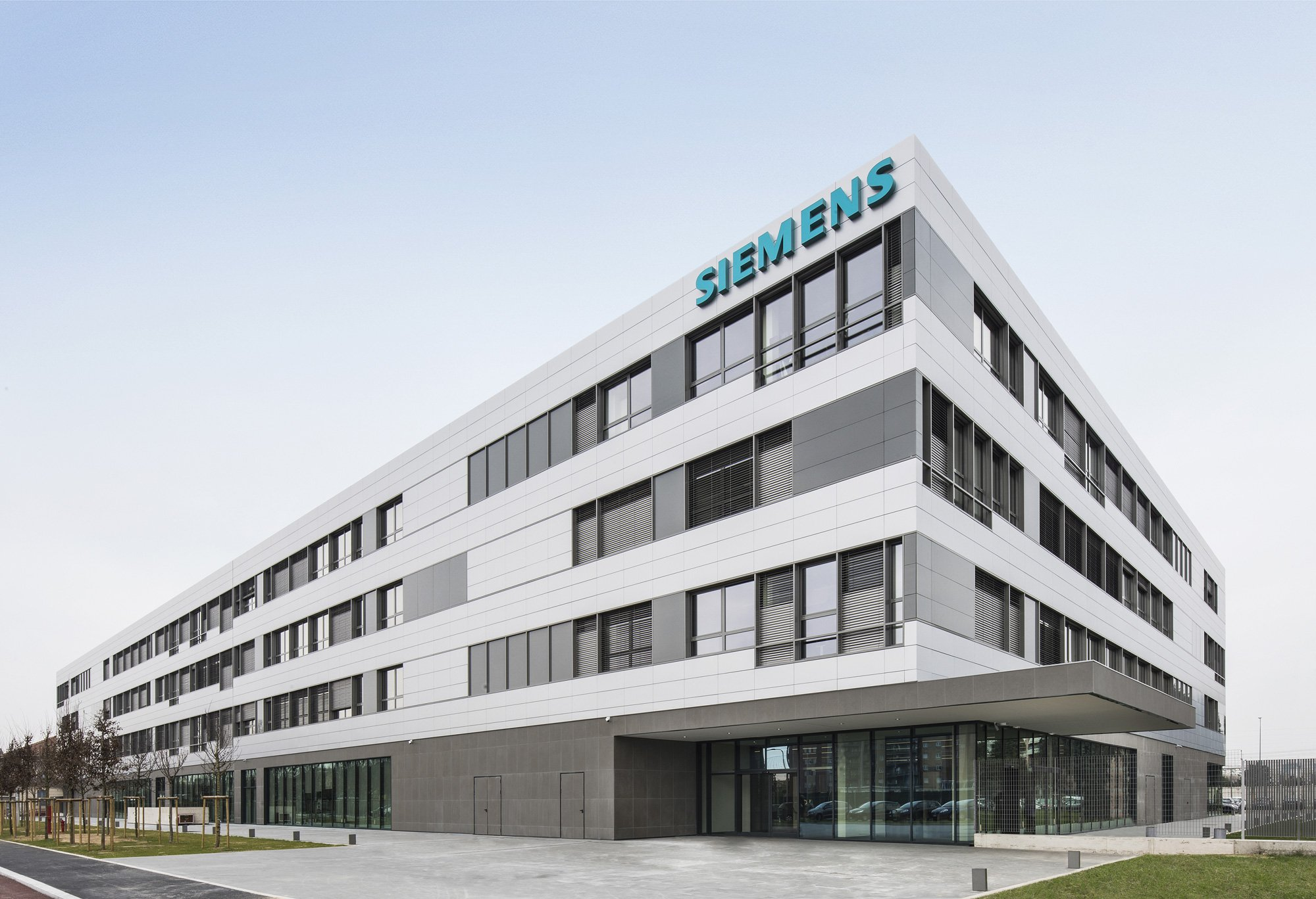 New Siemens headquarters © Carola Merello