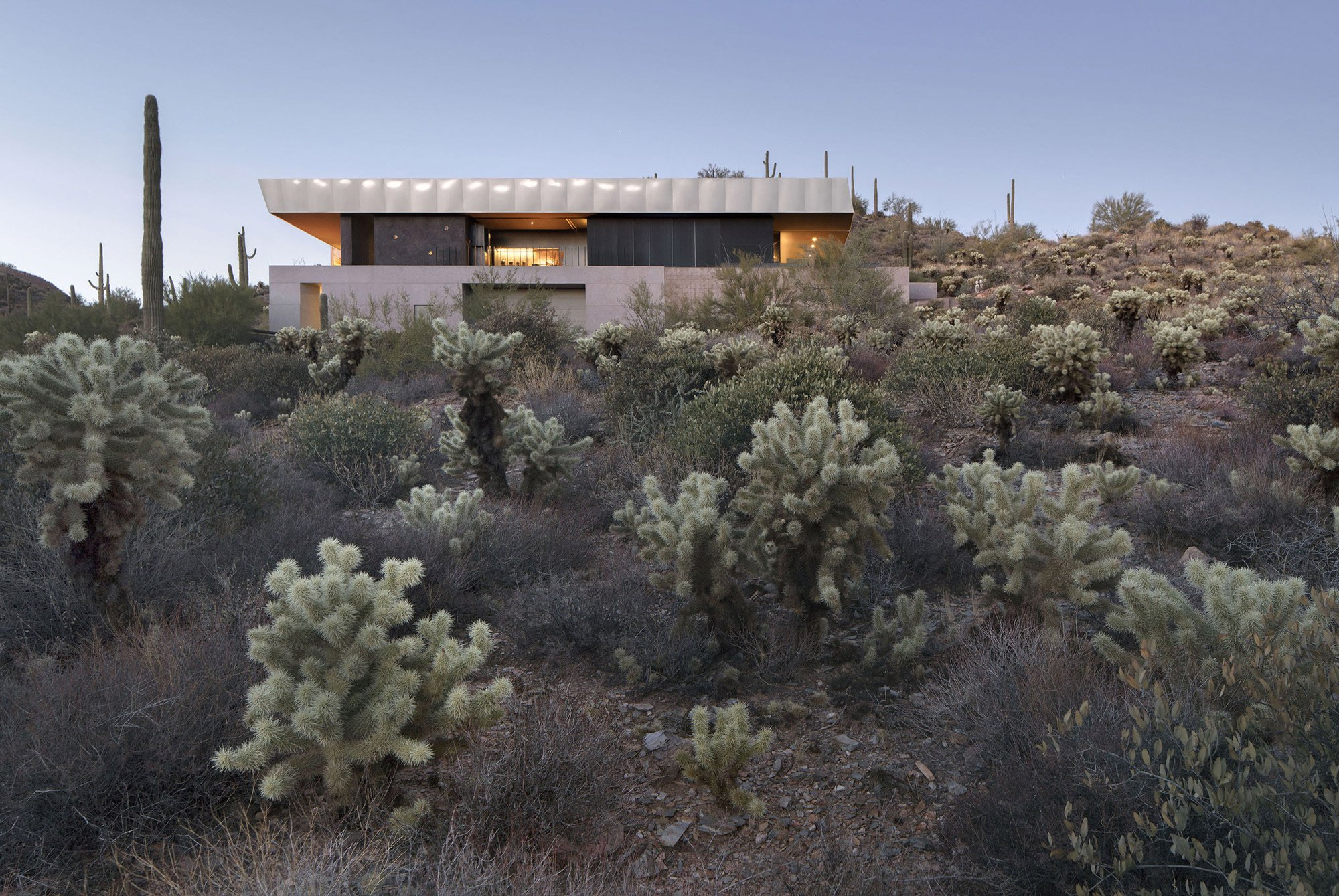 Hidden Valley Desert House