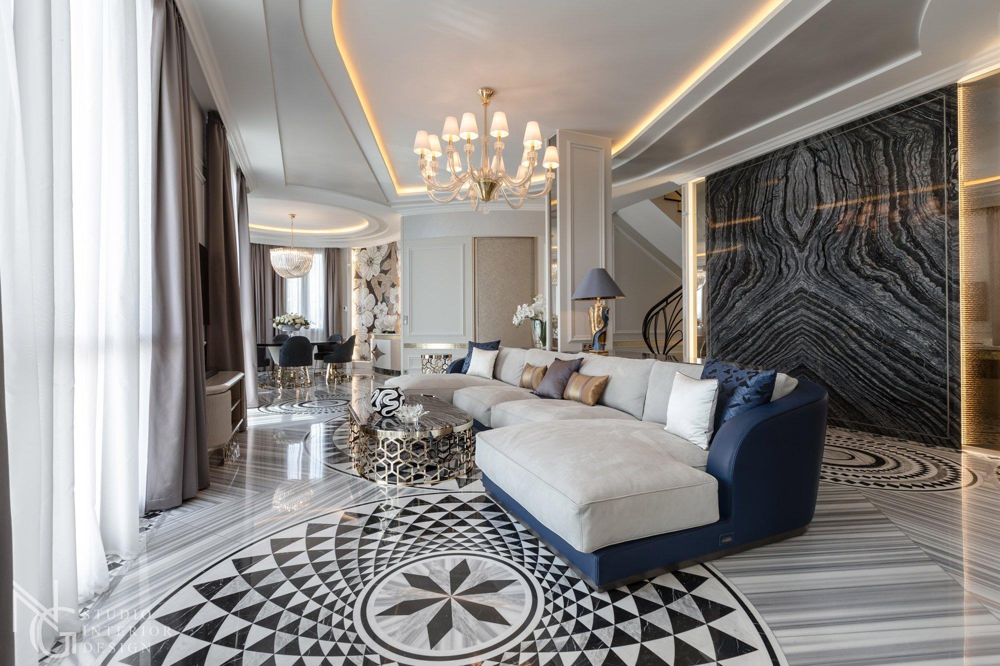 Villa la Rotonde, Monaco Courtesy Margraf