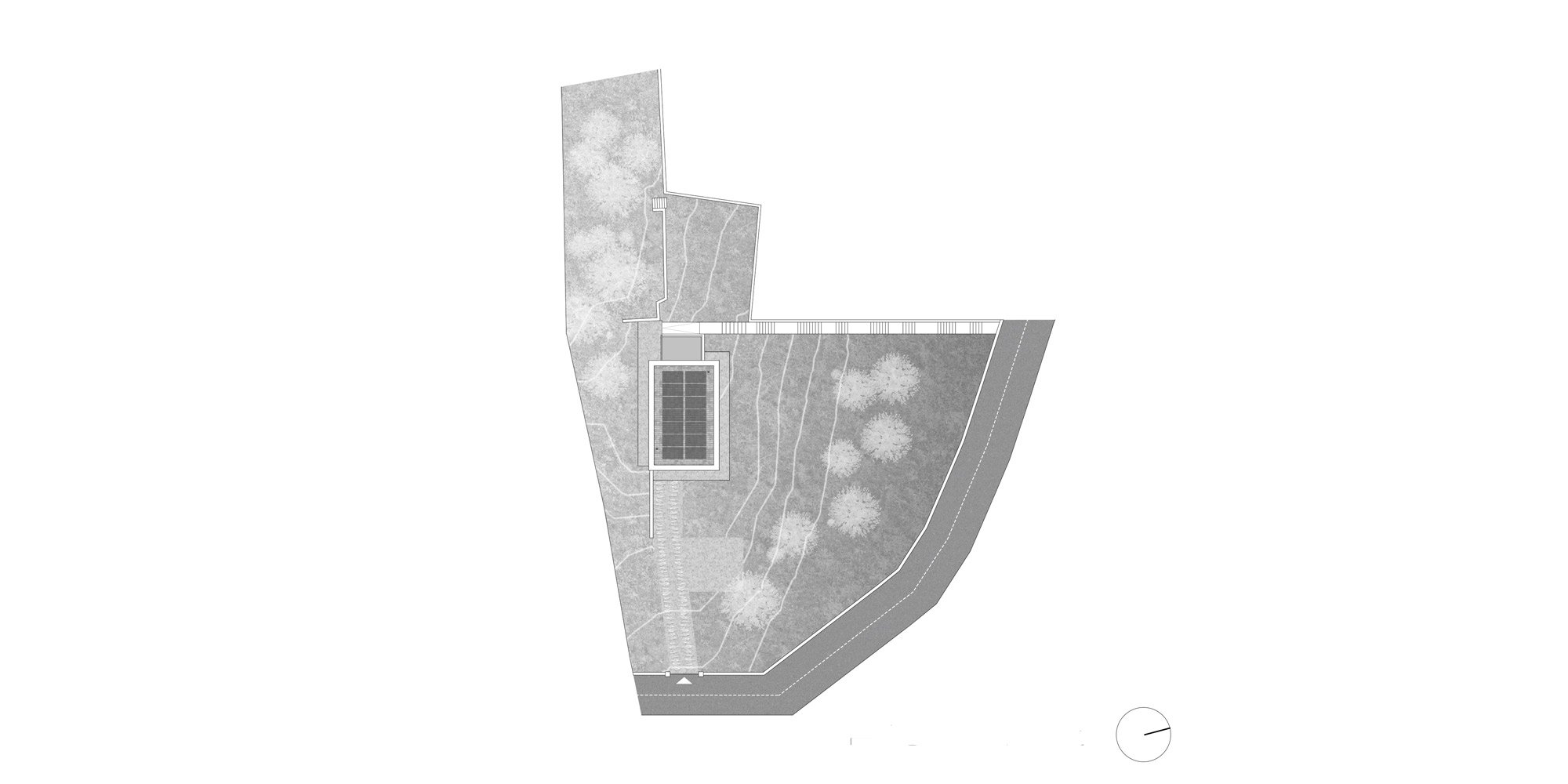 Site Plan © Archisbang Associati
