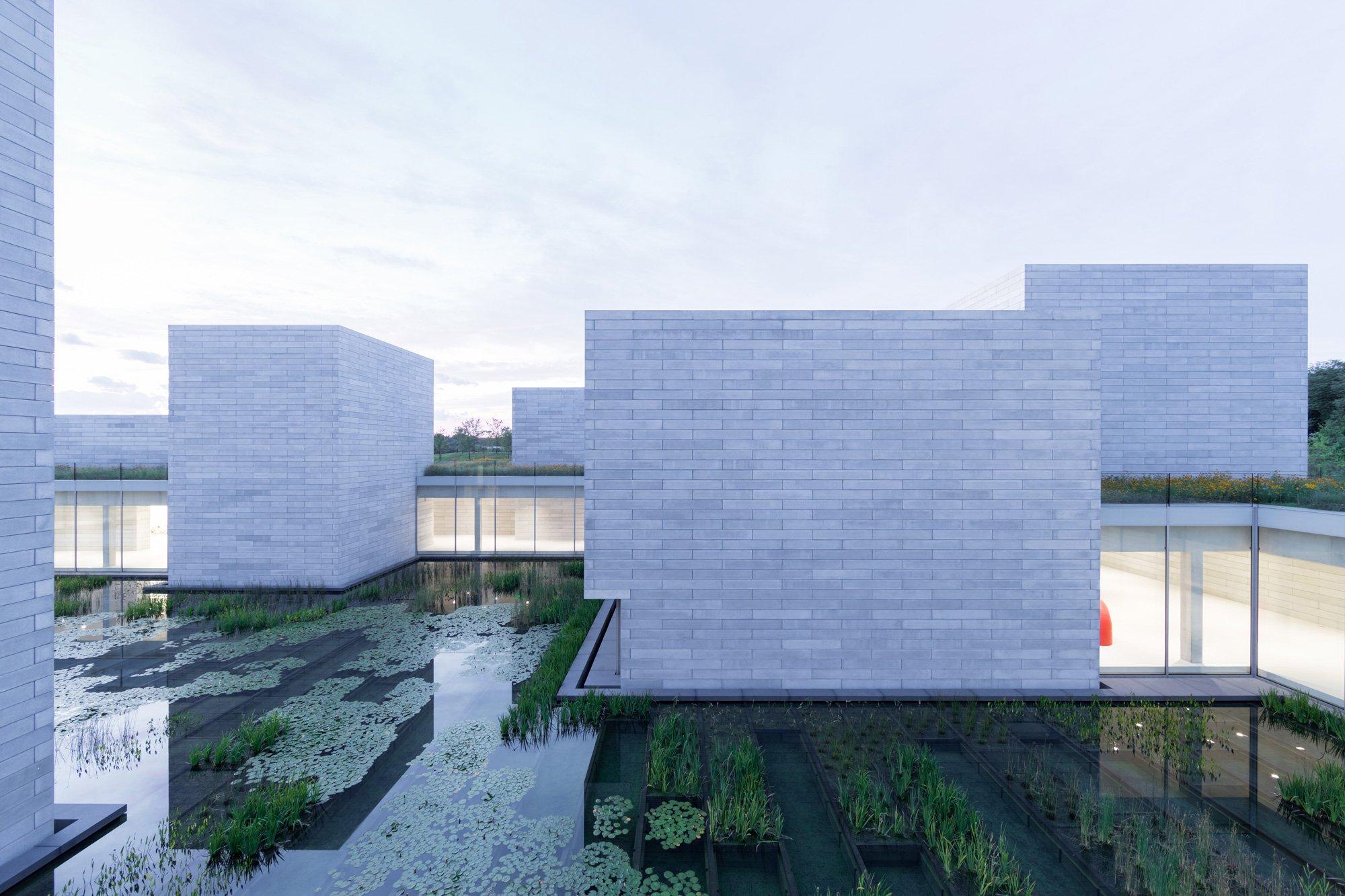 PAVILIONS - AMPLIAMENTO DEL GLENSTONE MUSEUM © Iwan Baan