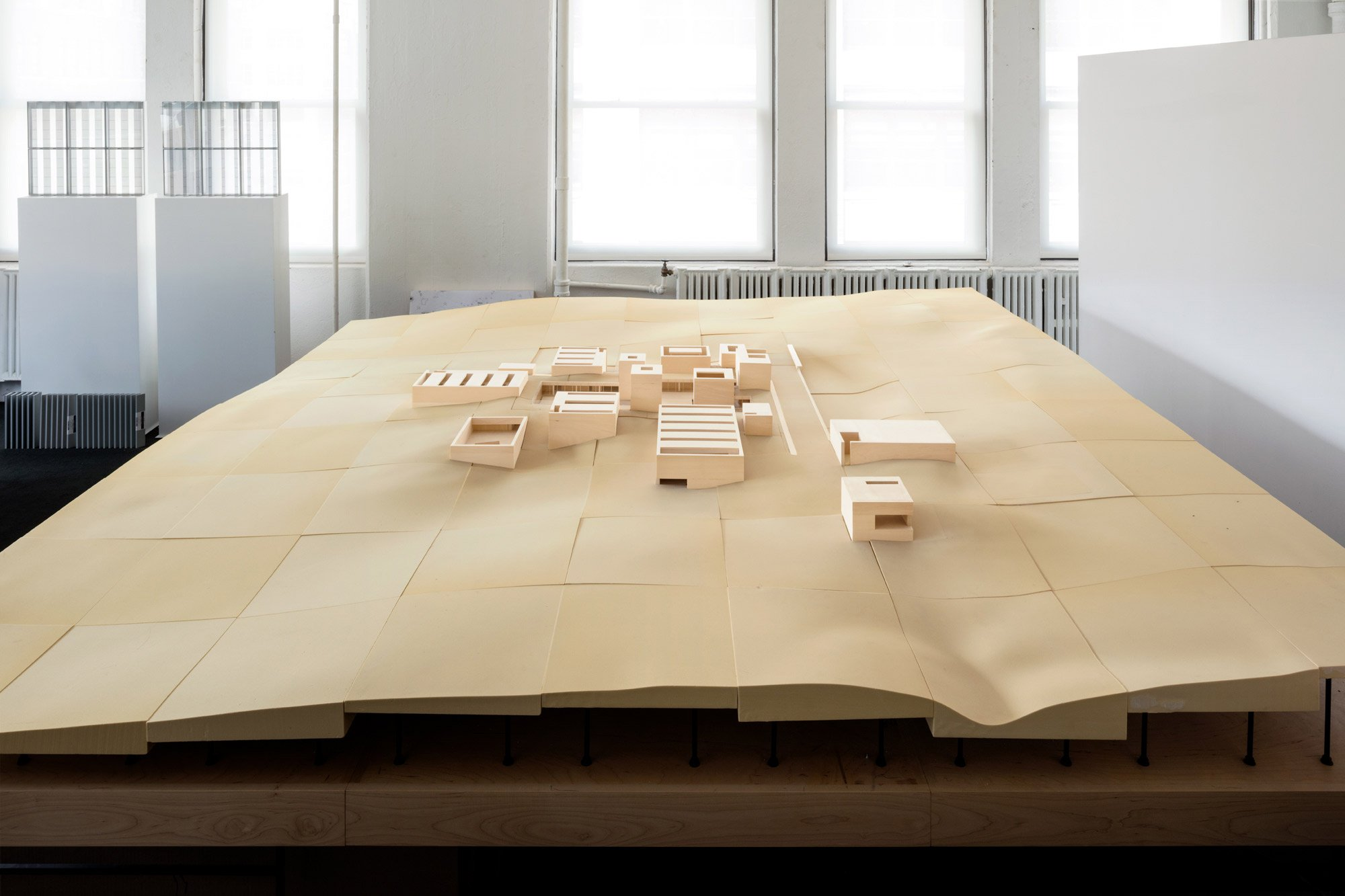 Concept © Thomas Phifer and Partners