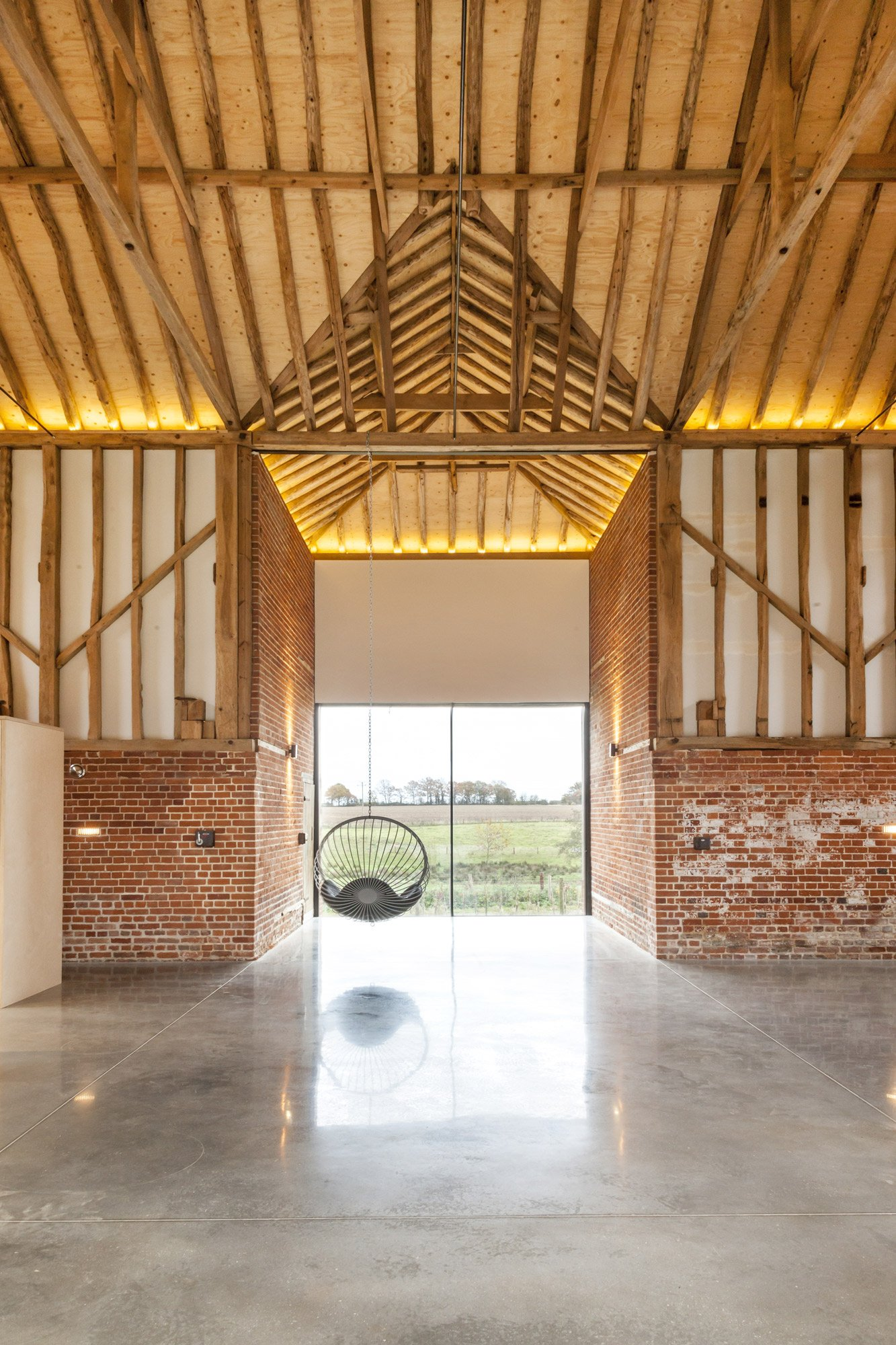 Church Hill Barn © Steve Lancefield courtesy David Nossiter Architects