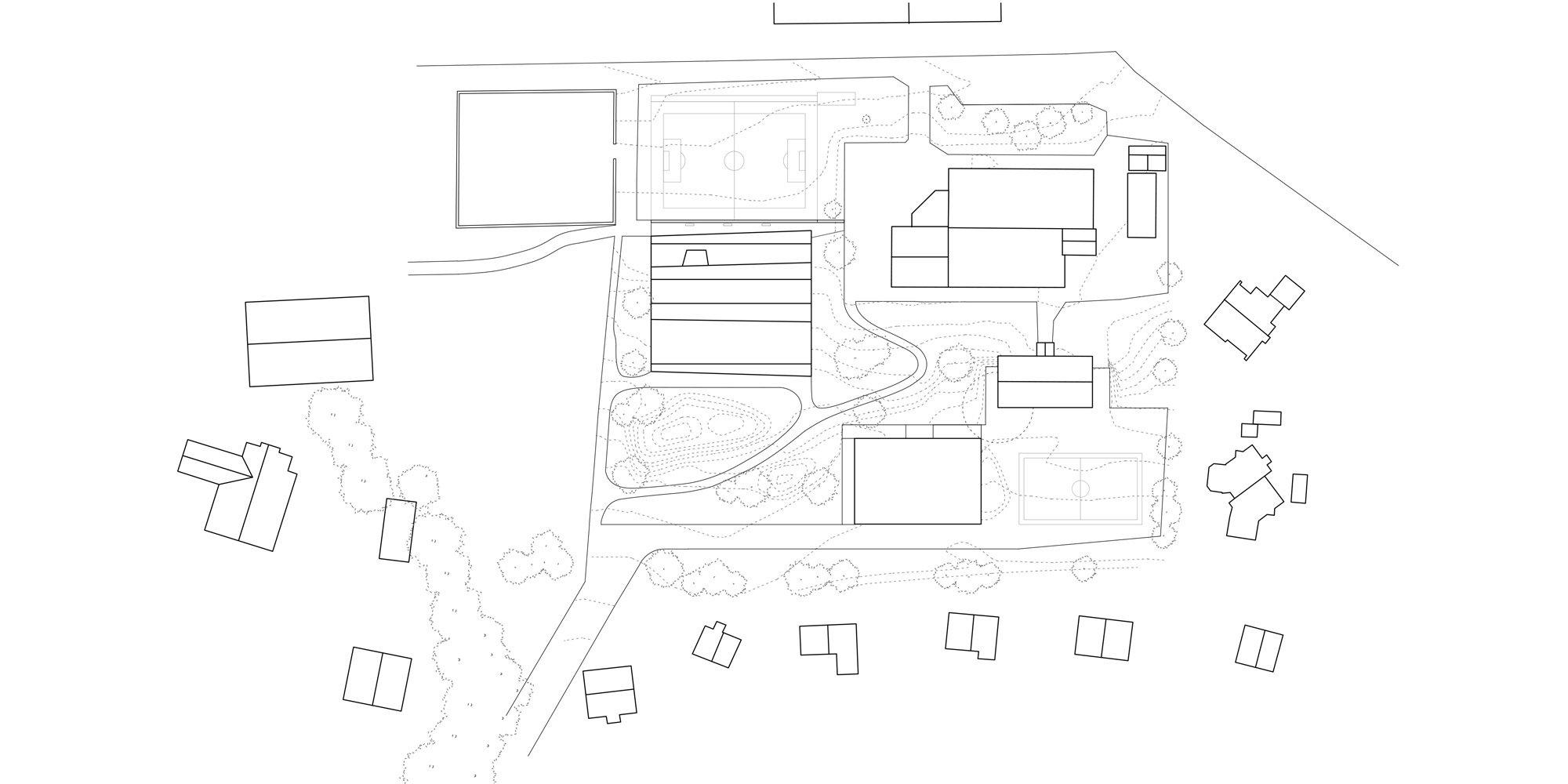 Planimetria © Localarchitecture