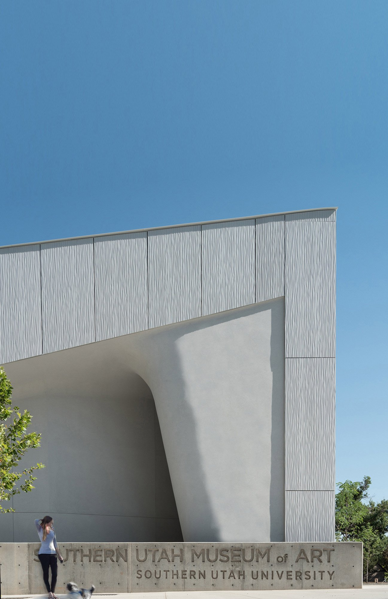 Southern Utah Museum of Art (SUMA) © Brooks+Scarpa