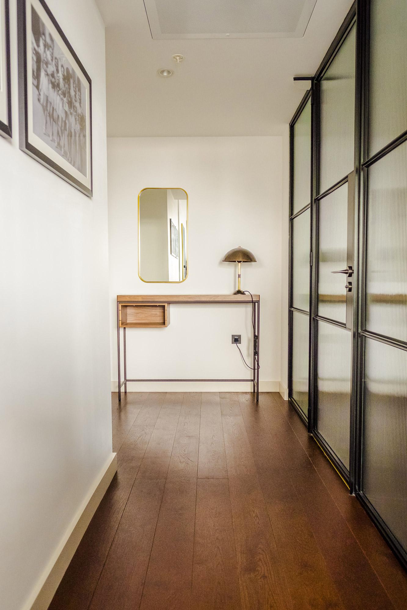 Fiemme 3000 per l'Hotel Indigo London © Sebastien Munoz