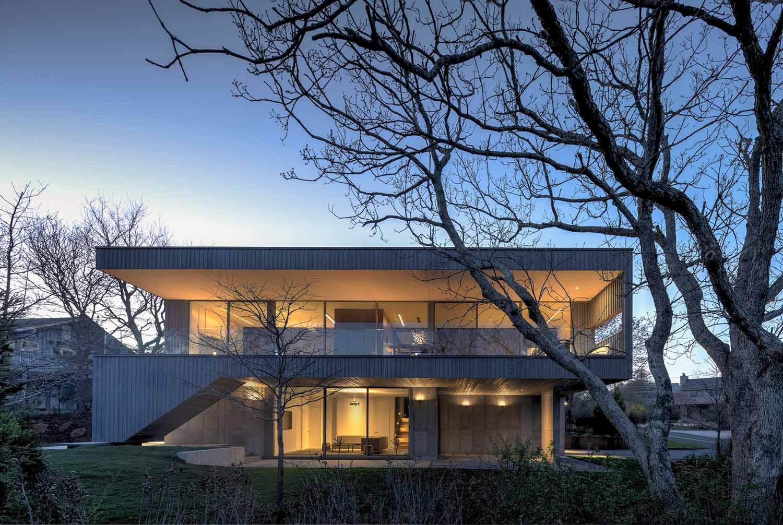 Montauk House © Paul Warchol, courtesy Desai Chia
