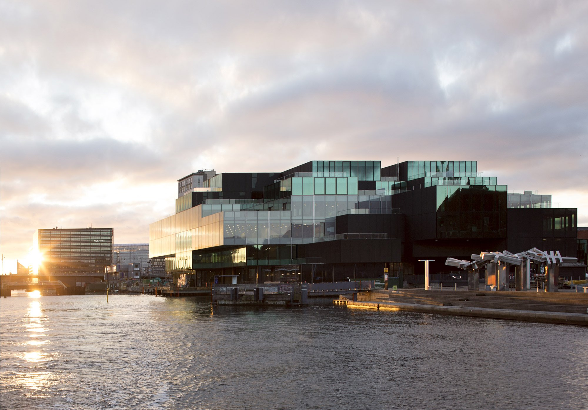 Blox - Danish Architecture Center Photograph by Clement Guillaume, Courtesy of OMA