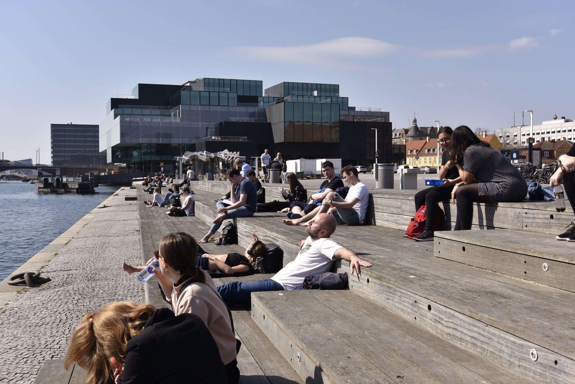 Blox - Danish Architecture Center Photograph by Delfino Sisto Legnani and Marco Cappelletti, Courtesy of OMA