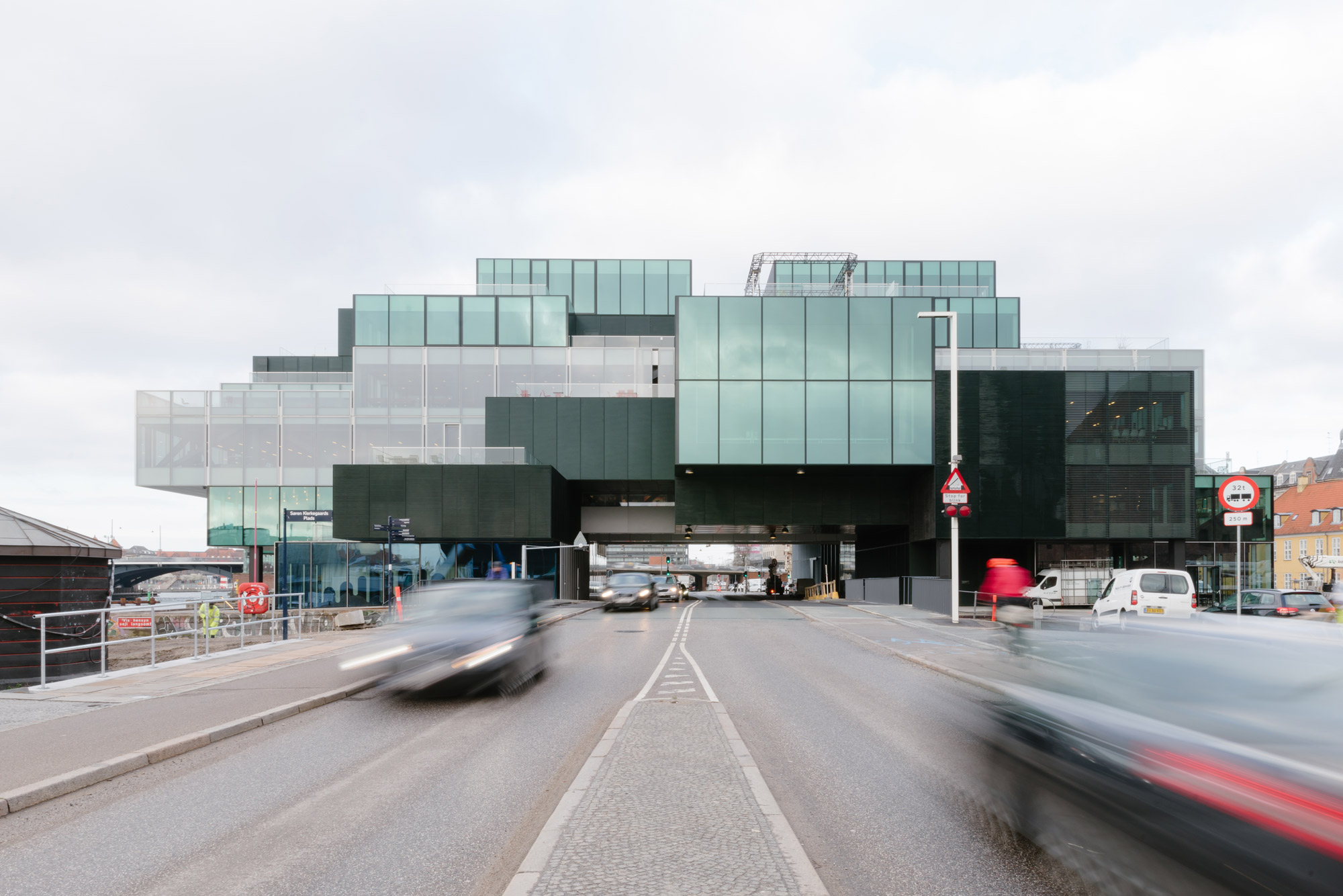 Blox - Danish Architecture Center by OMA Photograph by Richard John Seymour, Courtesy of OMA
