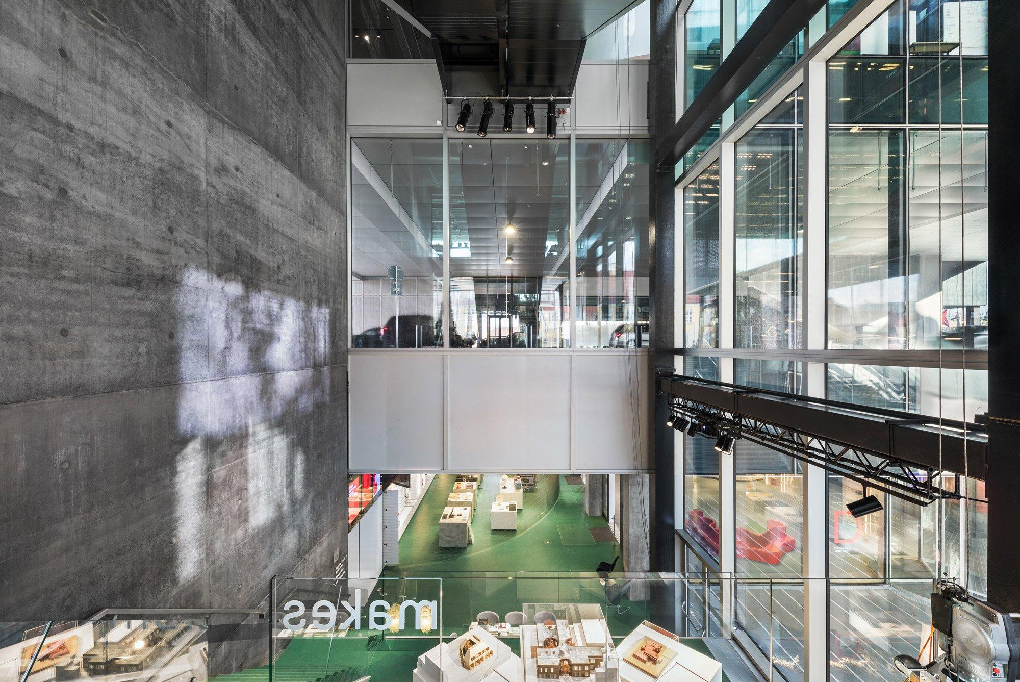 Blox - Danish Architecture Center by OMA Photograph by Delfino Sisto Legnani and Marco Cappelletti, Courtesy of OMA