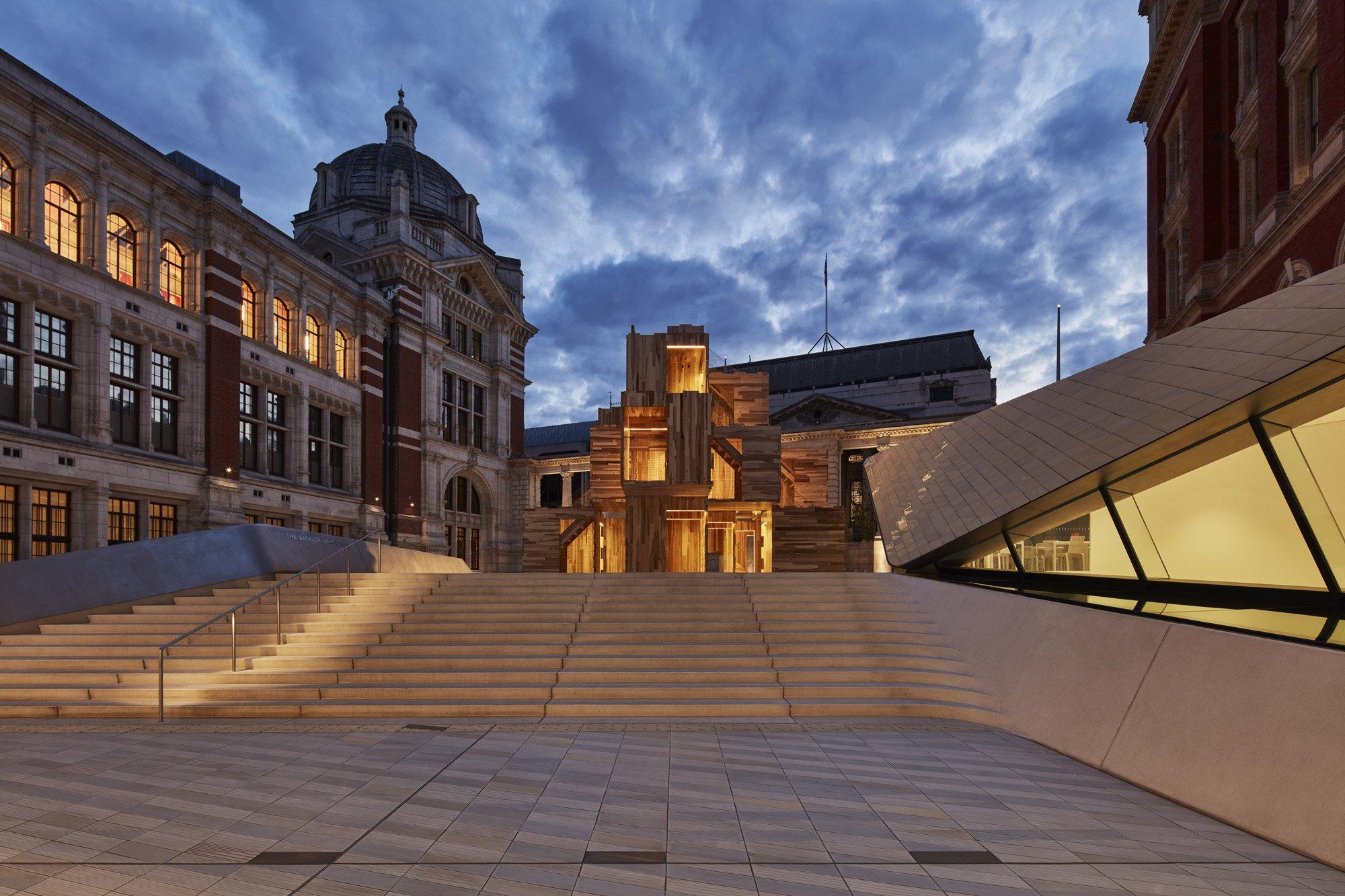 Waugh Thistleton Architects |