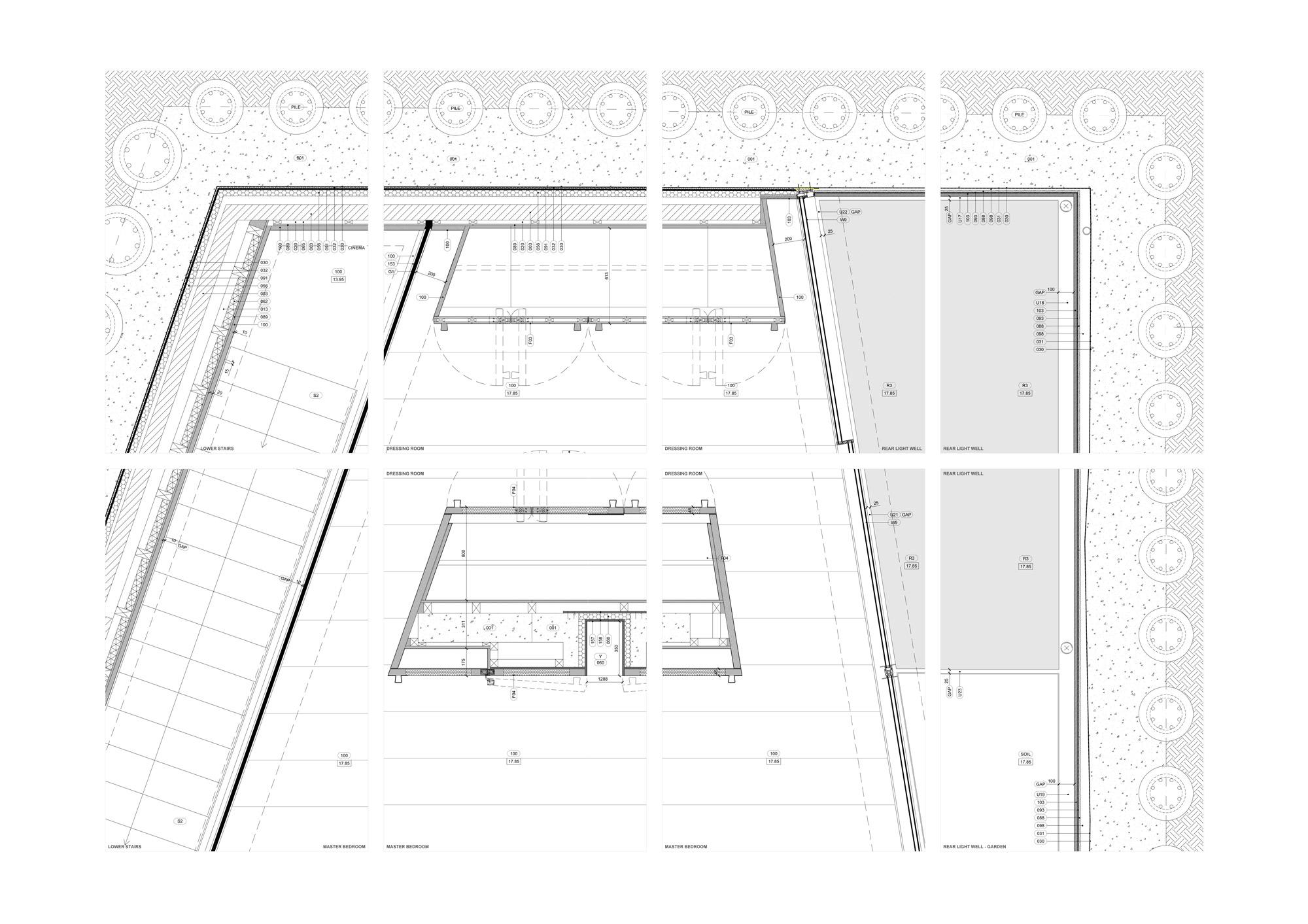 Dettaglio B © Gianni Botsford Architects