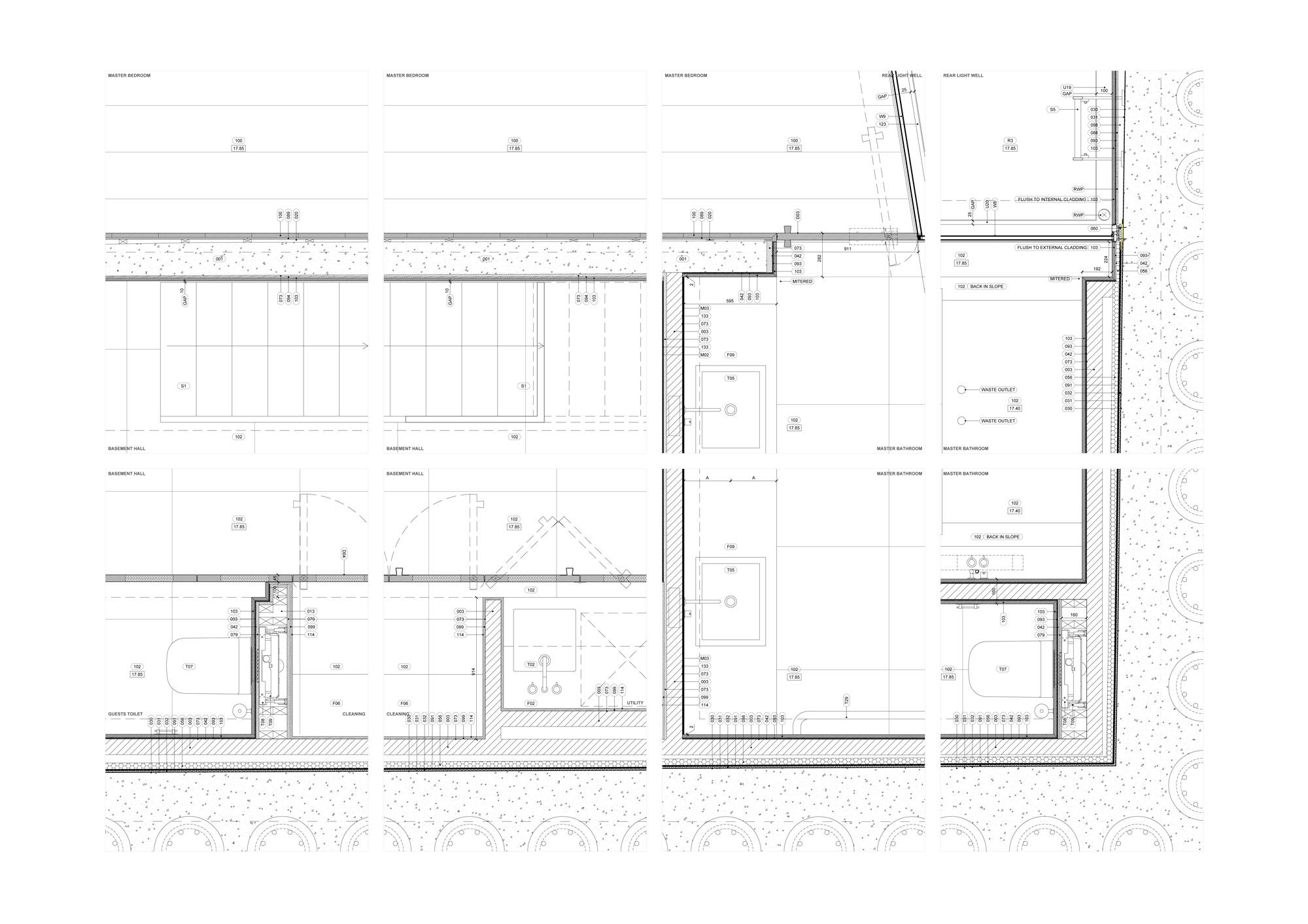 Dettaglio C © Gianni Botsford Architects