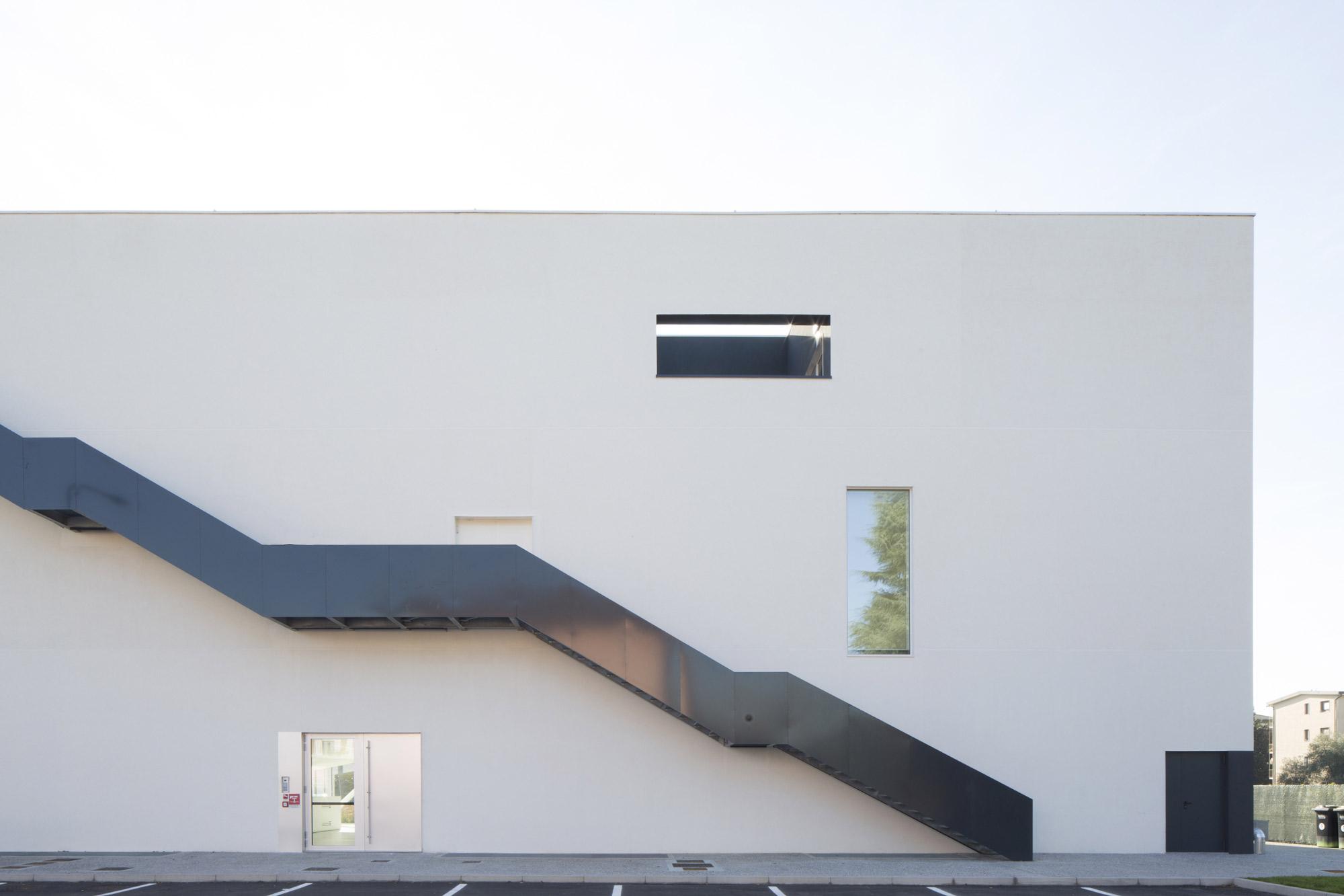 Centro della Musica a Cassano d'Adda © Filippo Romano, courtesy DAP Studio