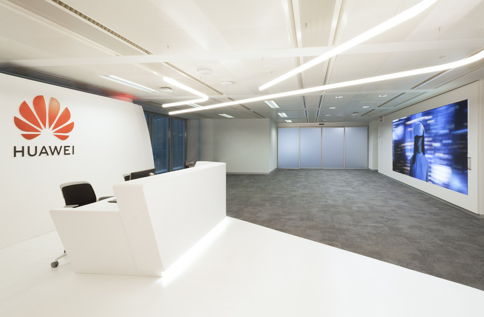 Progetto CMR designs the new Huawei HQ