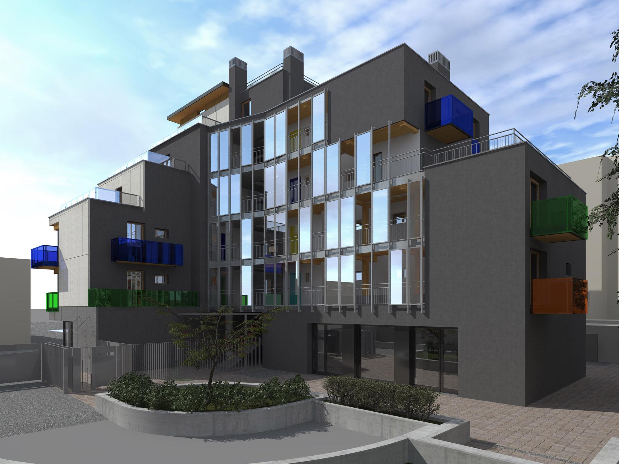 Fondazione Morzenti promotes new social housing project