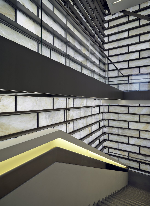 Museo delle Arti Nantes, Francia Stanton Williams Architects