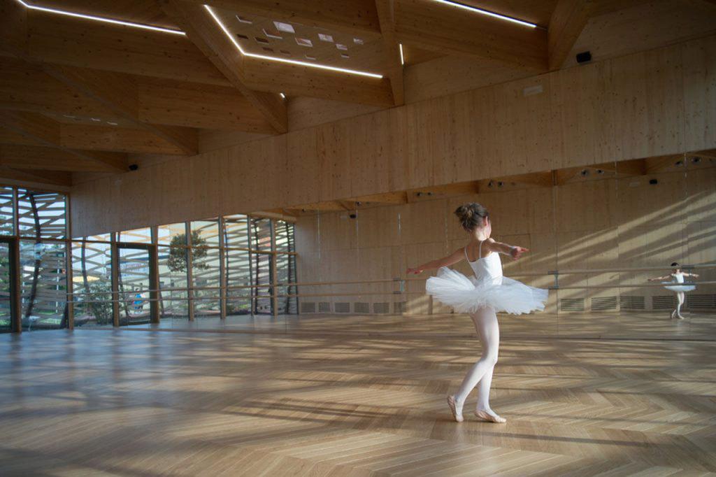 Scuola di Danza a Reggiolo, Reggio Emilia Courtesy MC A