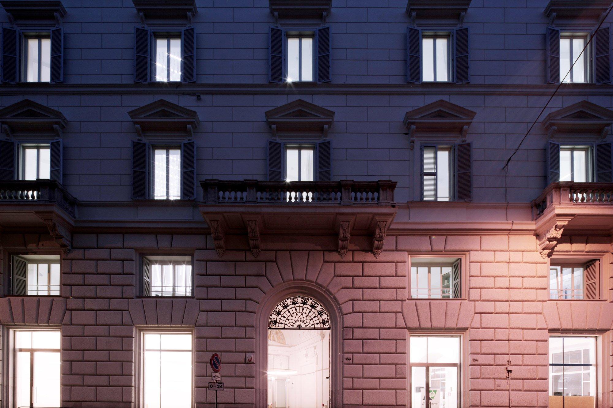 Confcooperative premises © Francesco Mattuzzi