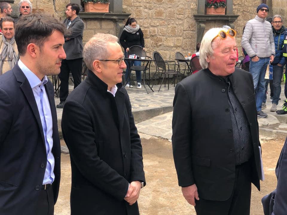Steven Holl for Civita di Bagnoregio