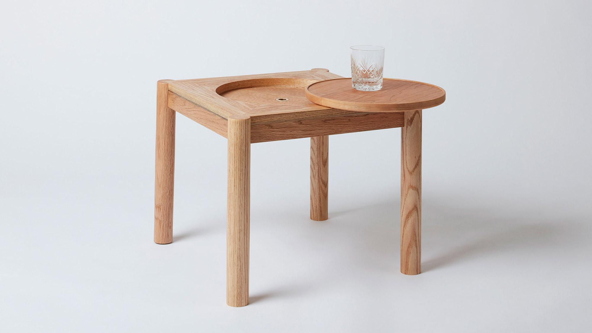 Companion table, Paul Wones Courtesy AHEC