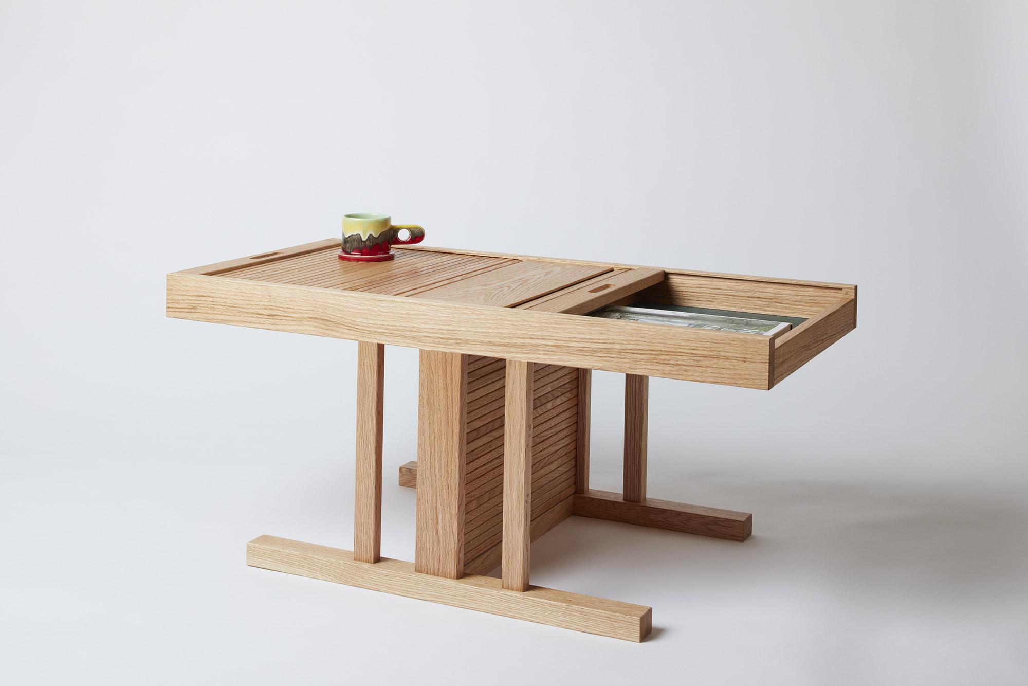 T Table, Jack Bibbings Courtesy AHEC