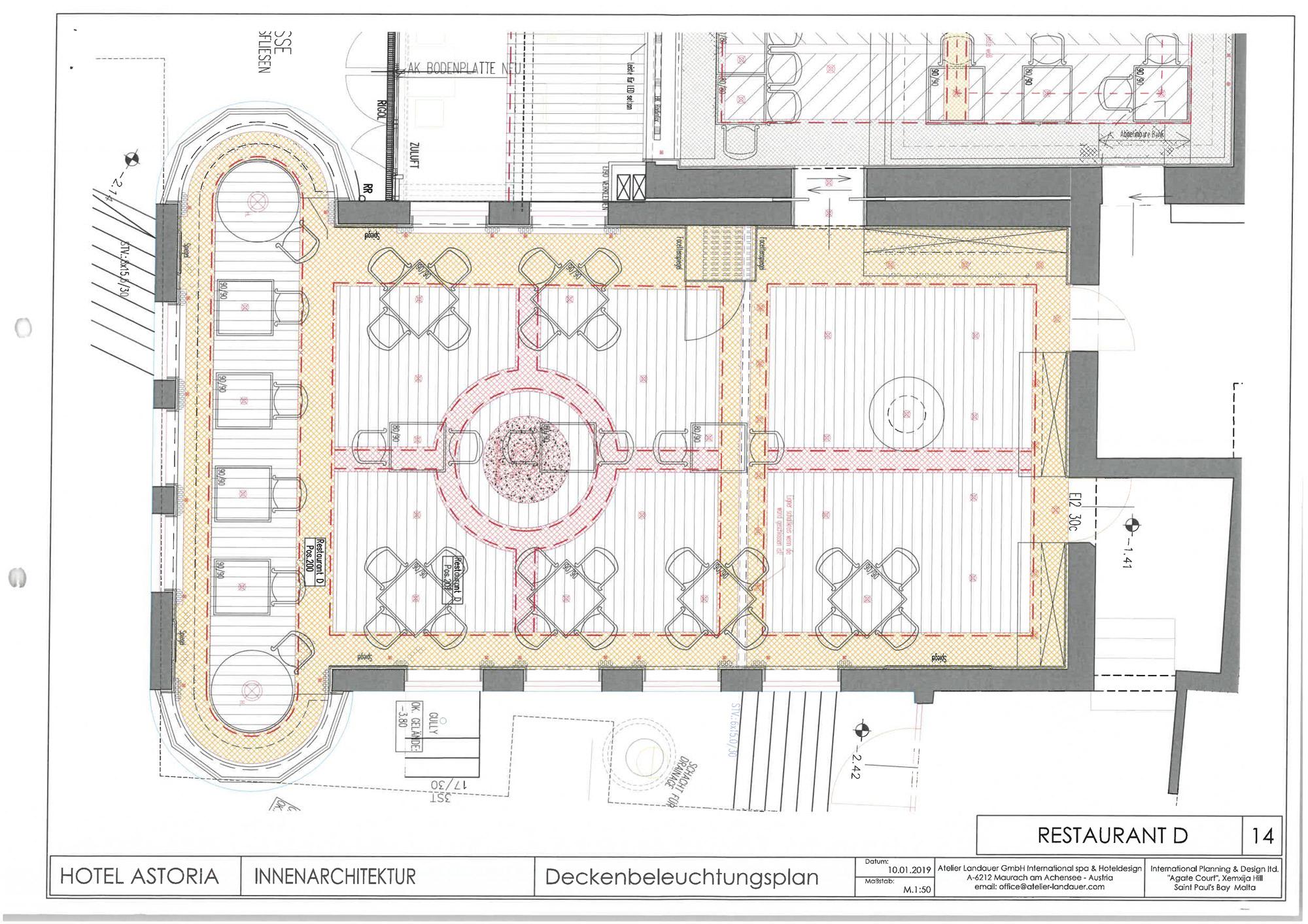 Riqualificazione dell'Astoria Seefeld