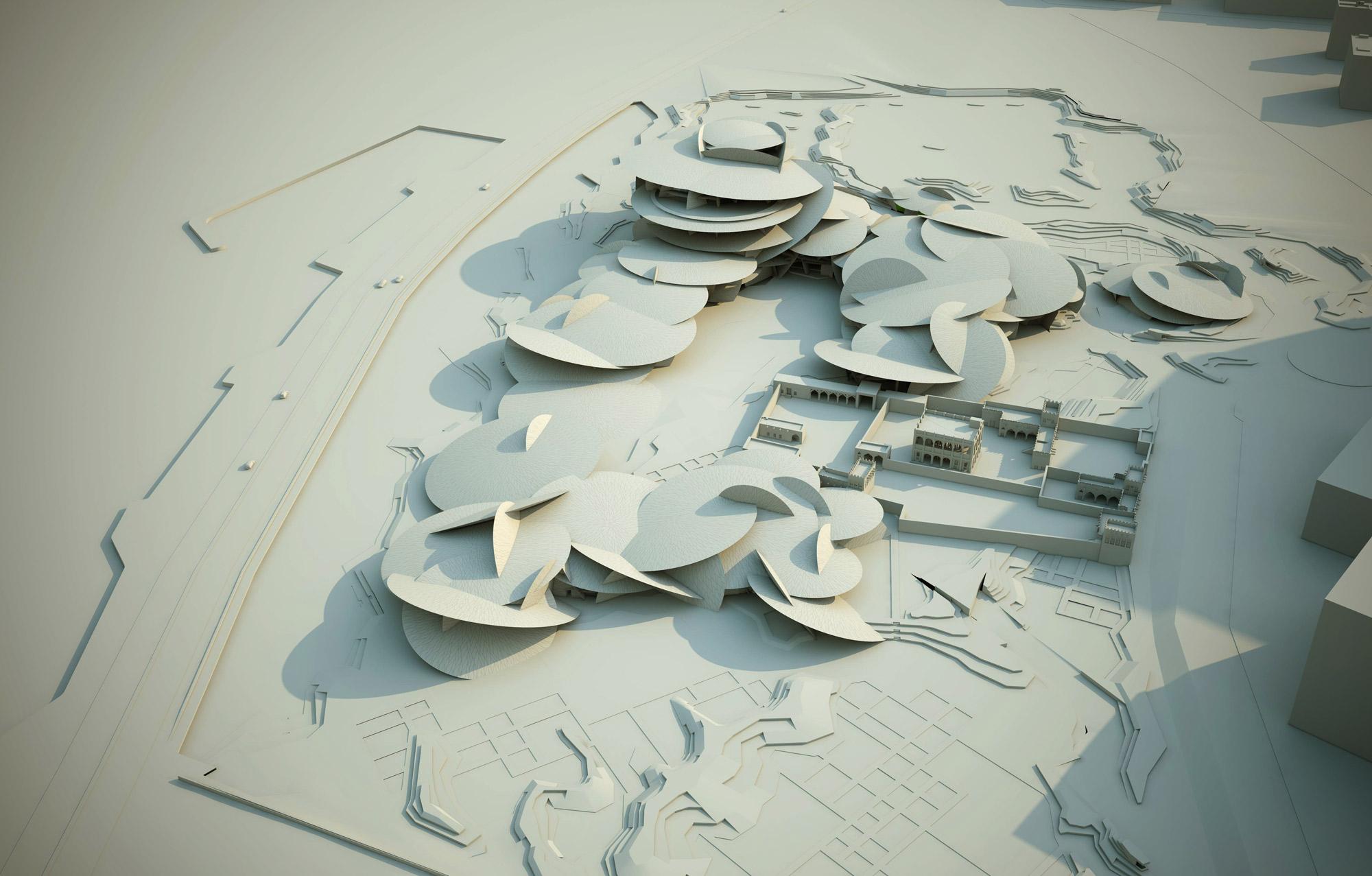 Concept © Ateliers Jean Nouvel