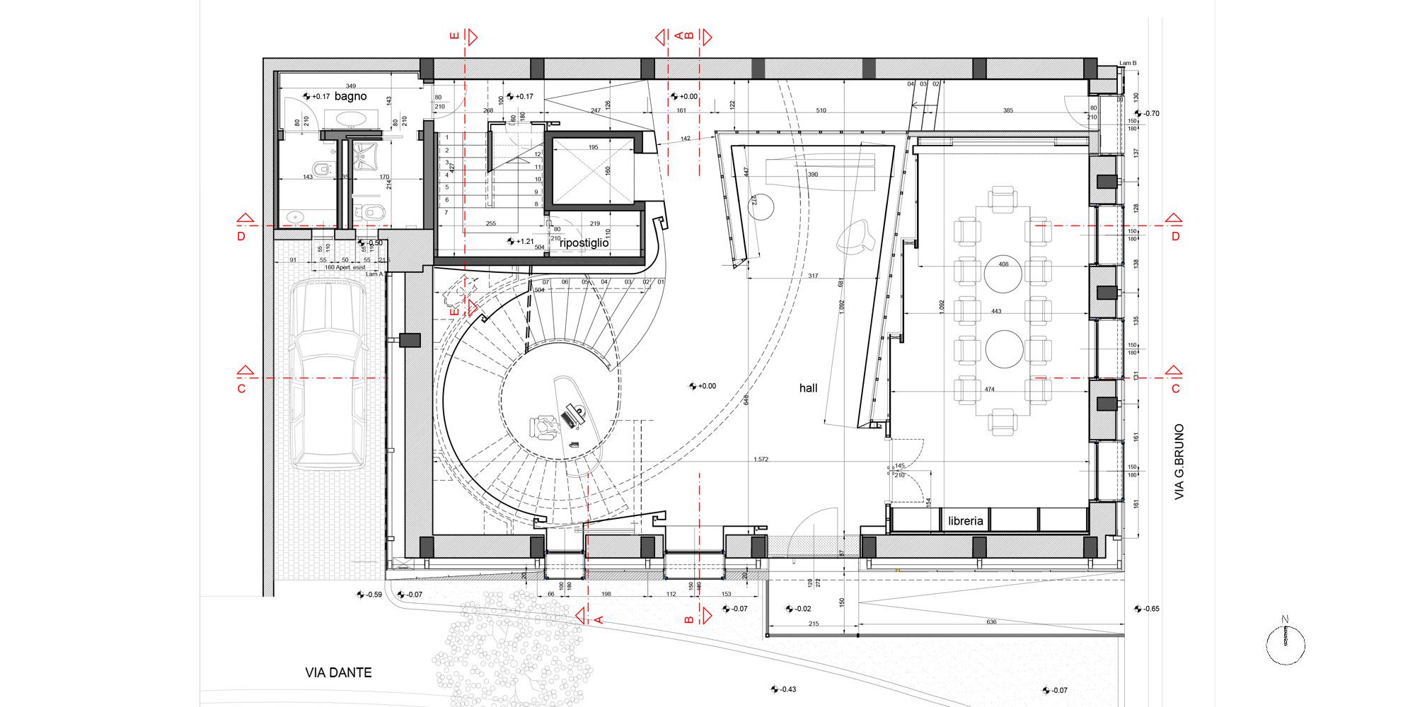 Ground floor plan © MYGG