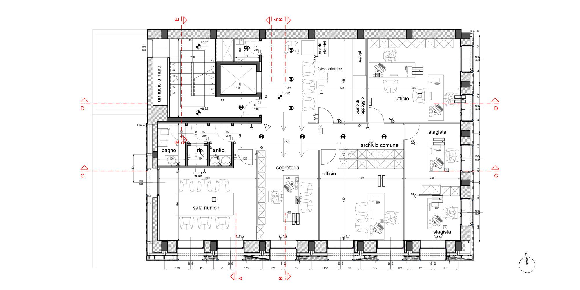 Second floor plan © MYGG