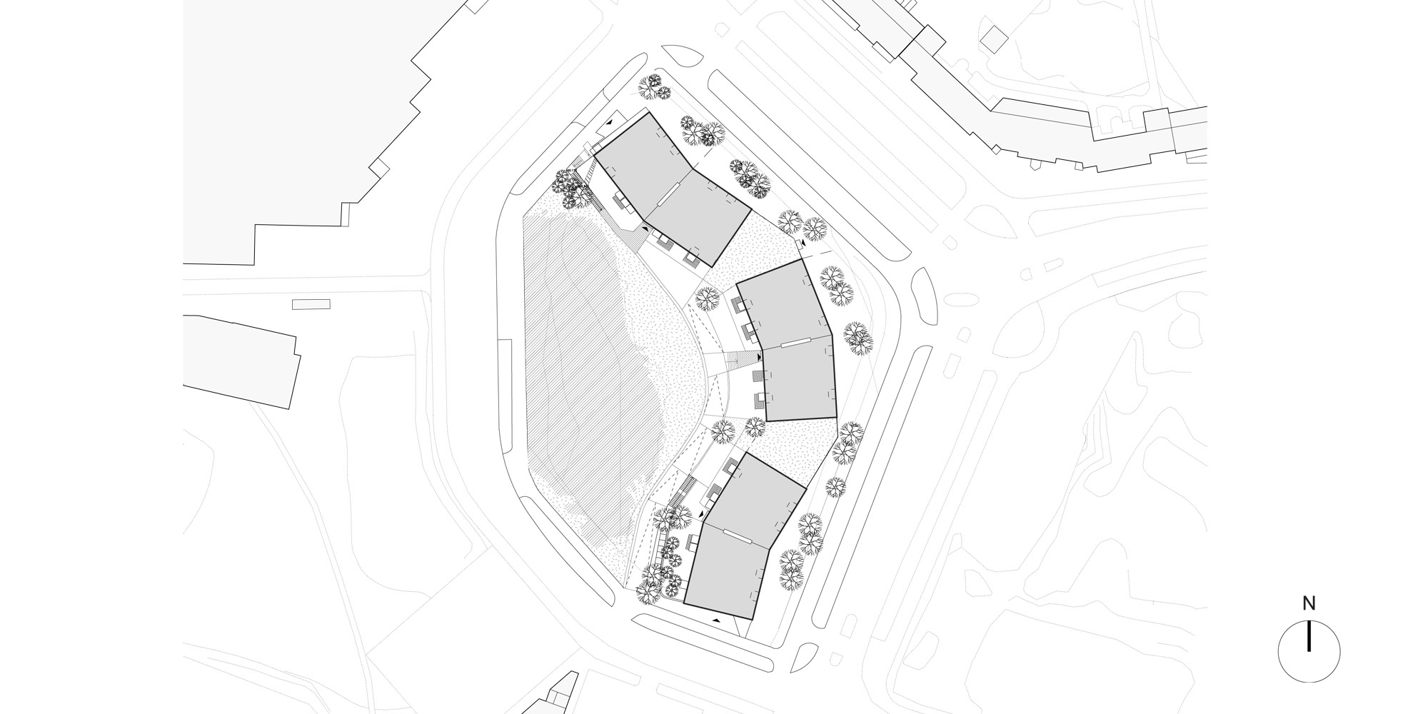 Site plan © OOPEAA
