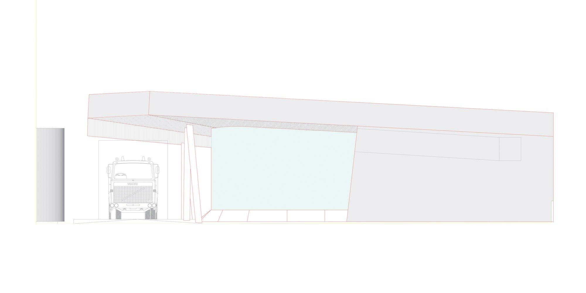 Prospetto est © Studio Seilern Architects