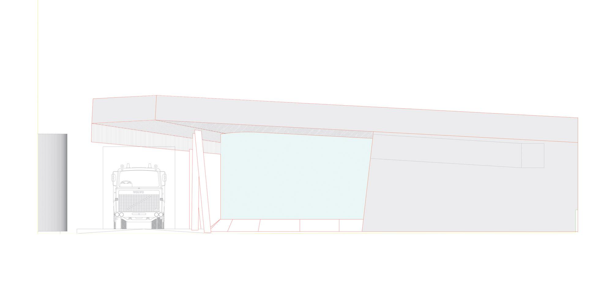 East elevation © Studio Seilern Architects