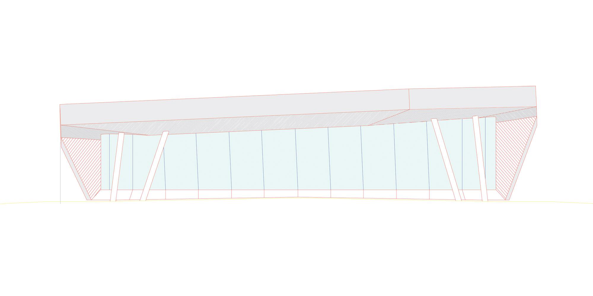 South elevation © Studio Seilern Architects