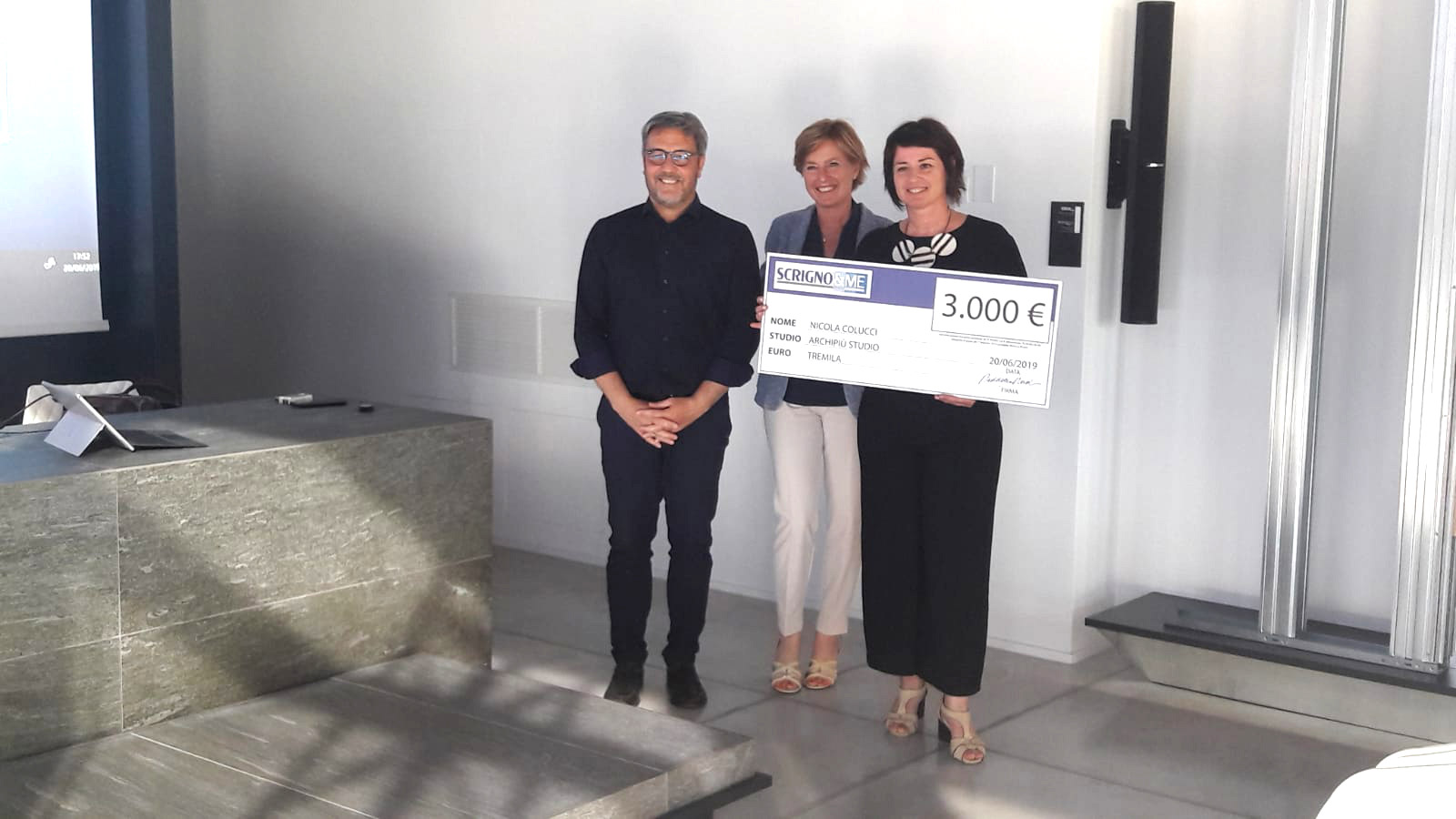 2° classificato - Nicola Colucci, Romina Succi