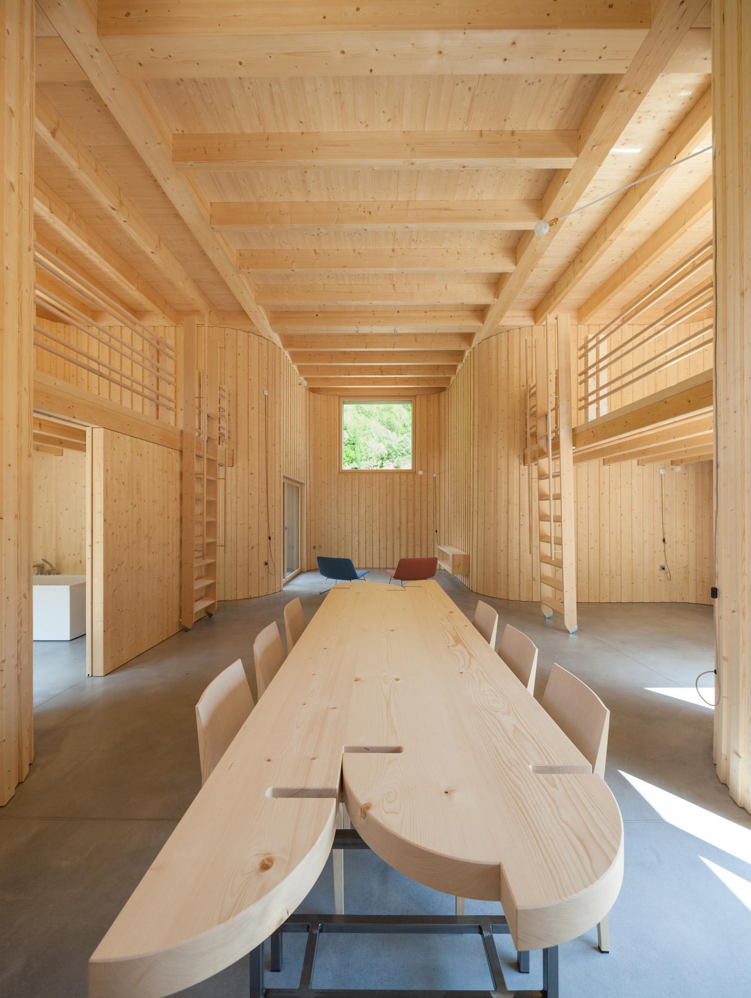 Davide Macullo Architects |