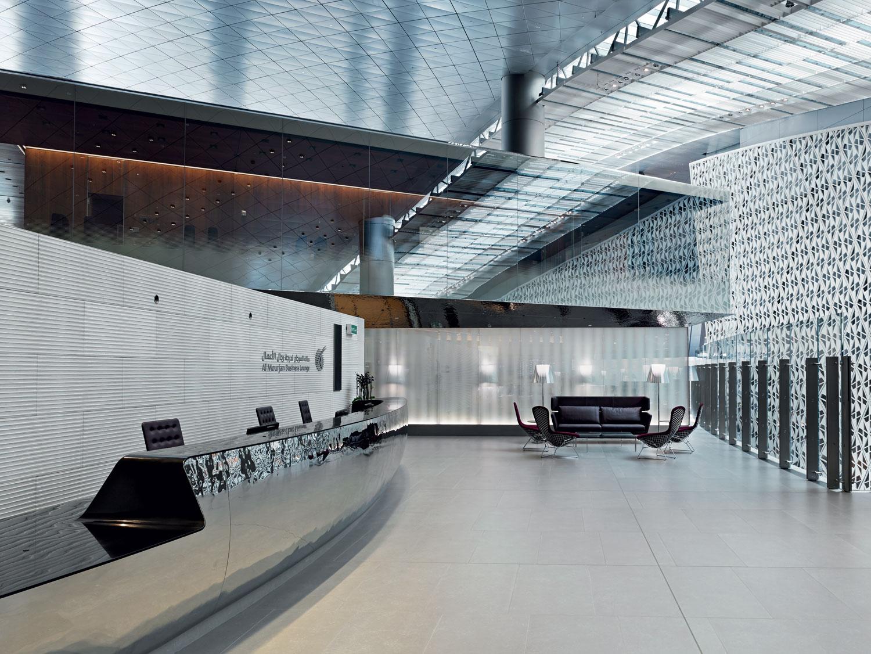 Aeroporto internazionale Hamad, HOK Doha, Qatar © Leo Torri