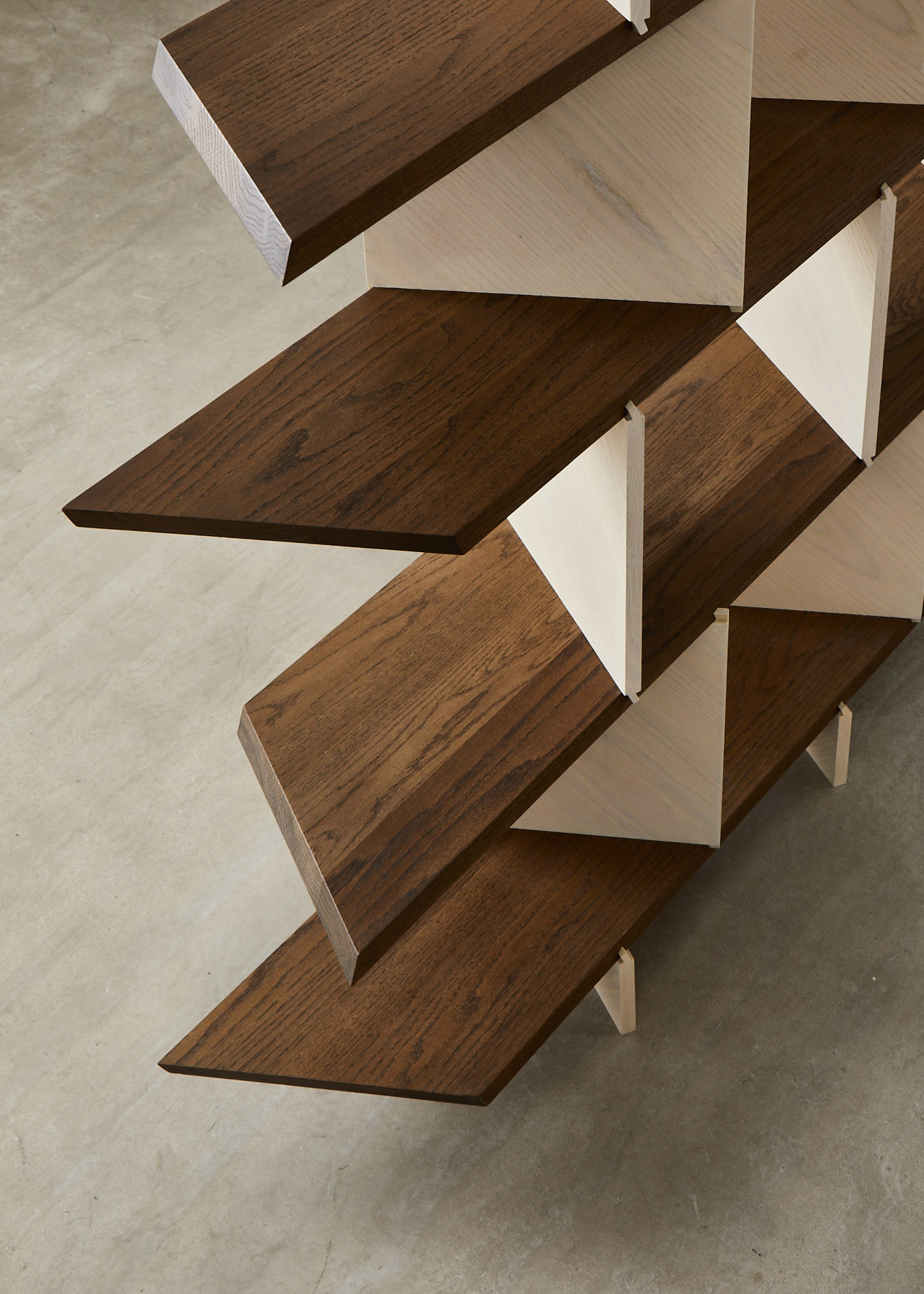 Musical Shelf. Martino Gamper, commissioned by Tamara Rojo (English National Ballet) © Petr Krejci