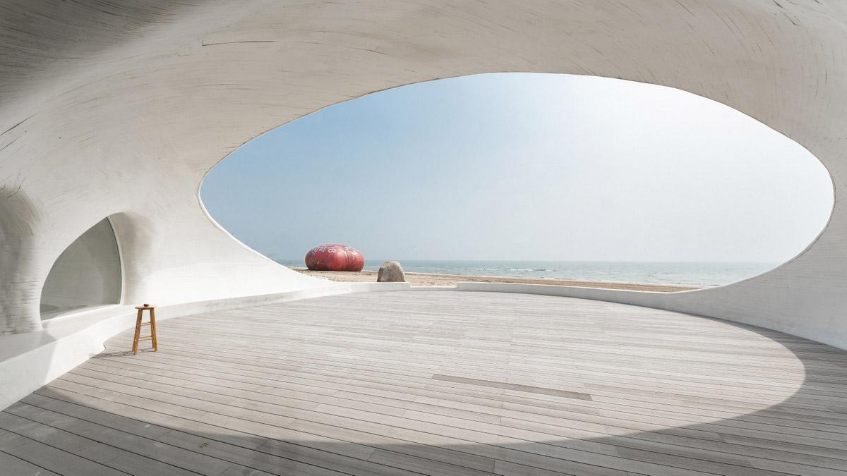 UCCA Dune Art Museum © Zaiye Studio