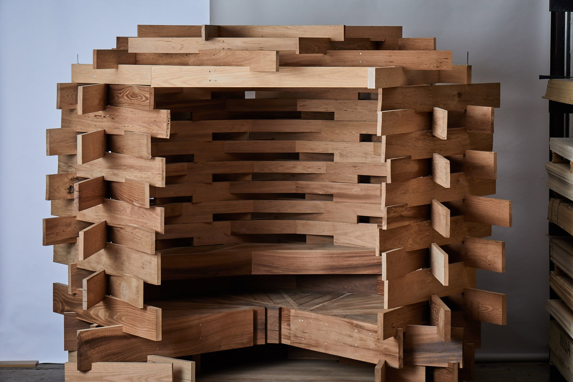 The Nest.Dallas-Pierce-Quintero (Juliet Quintero), commissioned by Sir John Sorrell (London Design F © Petr Krejci