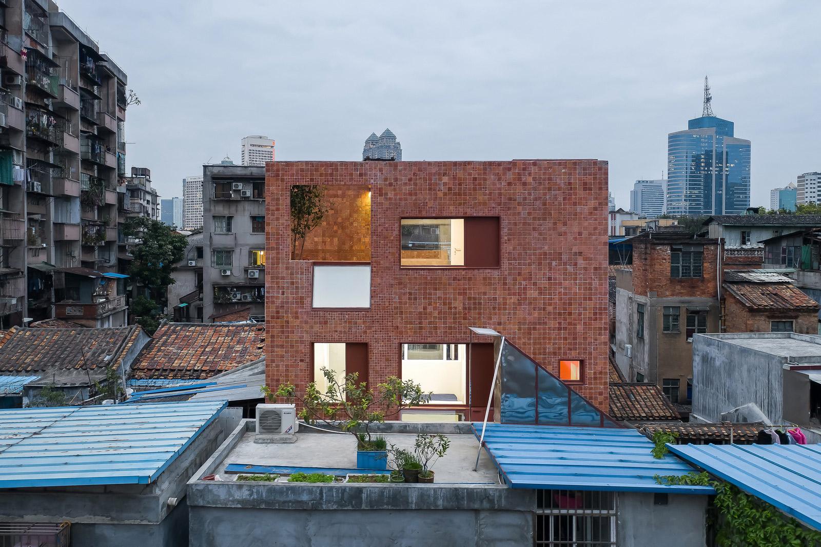 Serene Residence © Zhang Chao