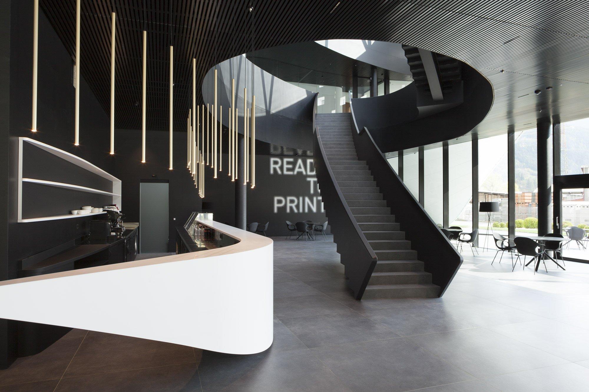 Durst Headquarters © Paolo Riolzi, courtesy Monovolume