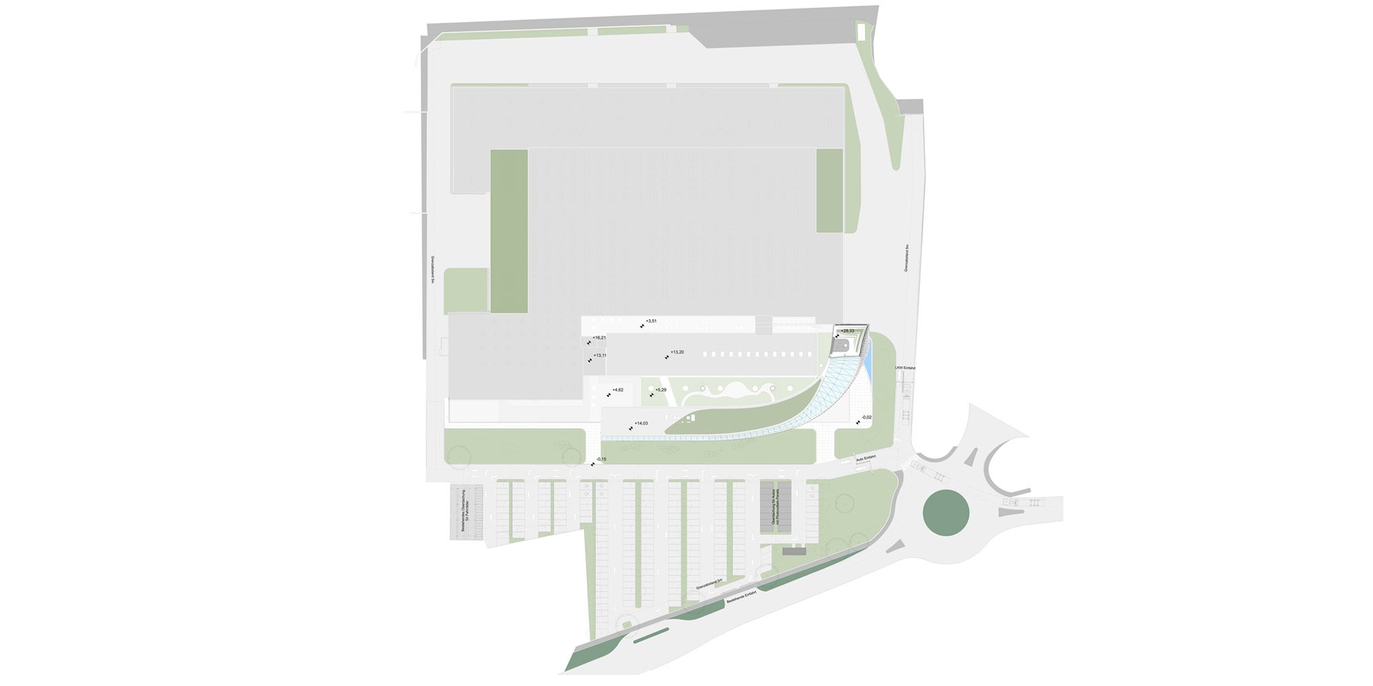 Site Plan © Monovolume